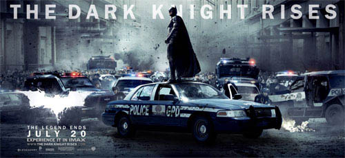The Dark Knight Rises Photo 3 - Large
