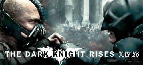 The Dark Knight Rises Photo 2 - Large