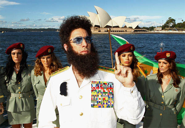 The Dictator Photo 2 - Large