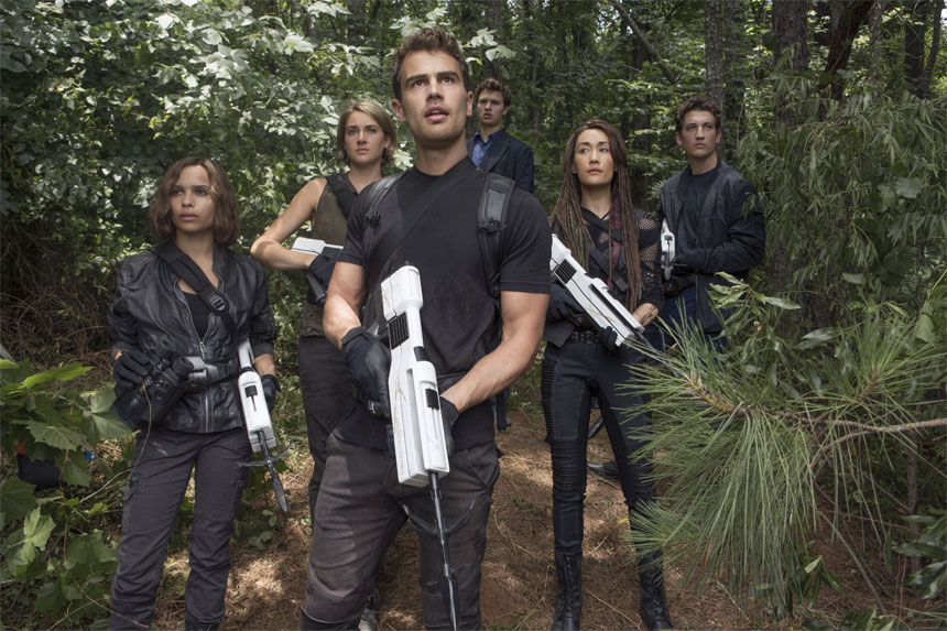 The Divergent Series: Allegiant Photo 1 - Large