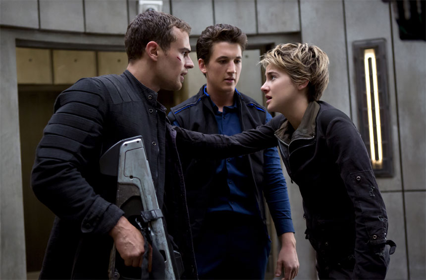 The Divergent Series: Insurgent Photo 3 - Large