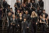 The Divergent Series: Insurgent Photo 9