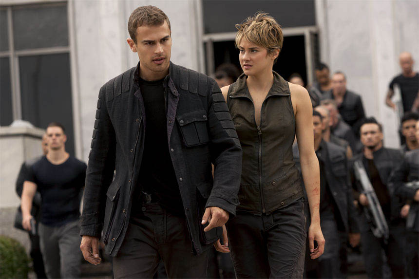 The Divergent Series: Insurgent Photo 13 - Large