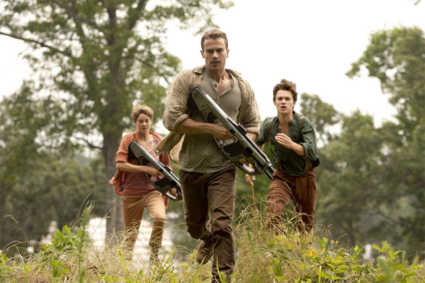 The Divergent Series: Insurgent Photo 14 - Large