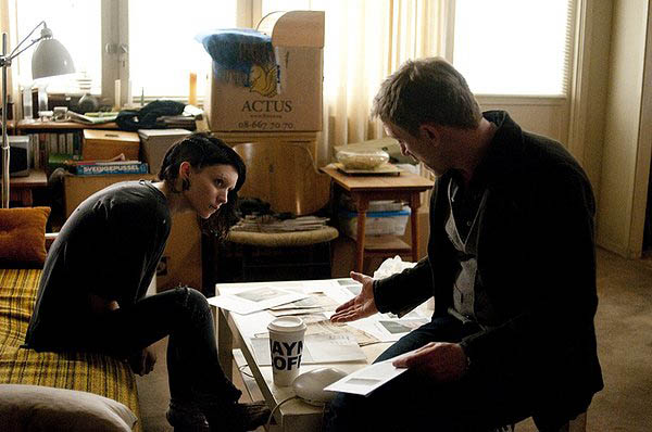 The Girl with the Dragon Tattoo Photo 9 - Large