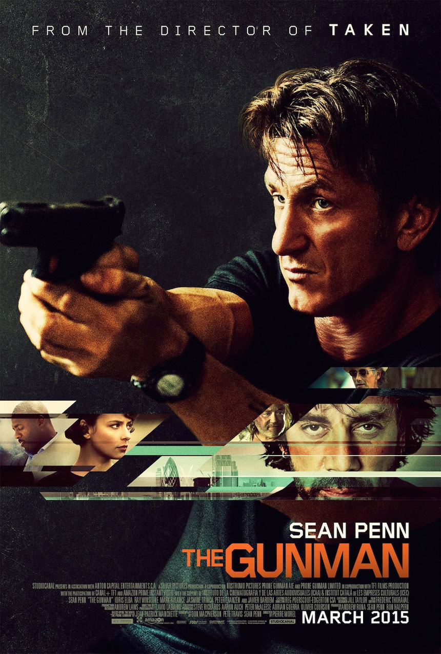 The Gunman Photo 11 - Large