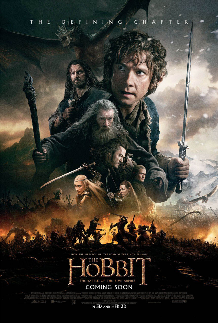 The Hobbit: The Battle of the Five Armies Photo 91 - Large
