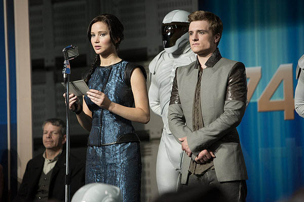 The Hunger Games: Catching Fire Photo 3 - Large