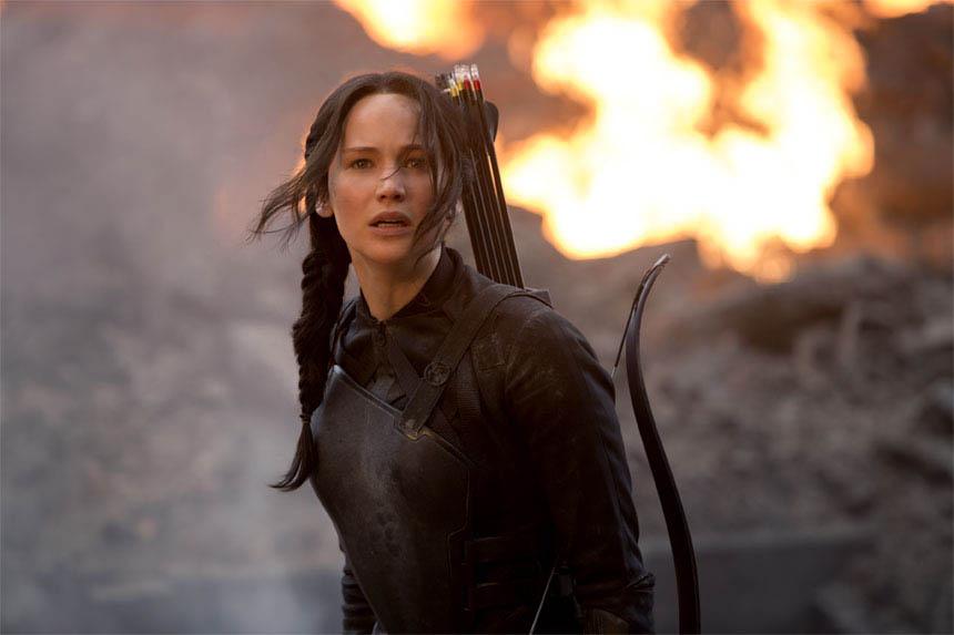 The Hunger Games: Mockingjay - Part 1 Photo 14 - Large