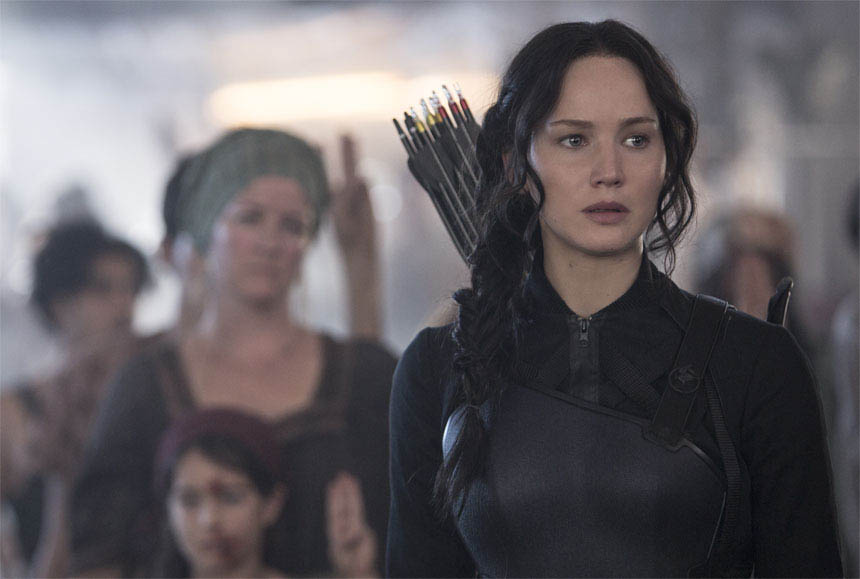 The Hunger Games: Mockingjay - Part 1 Photo 22 - Large