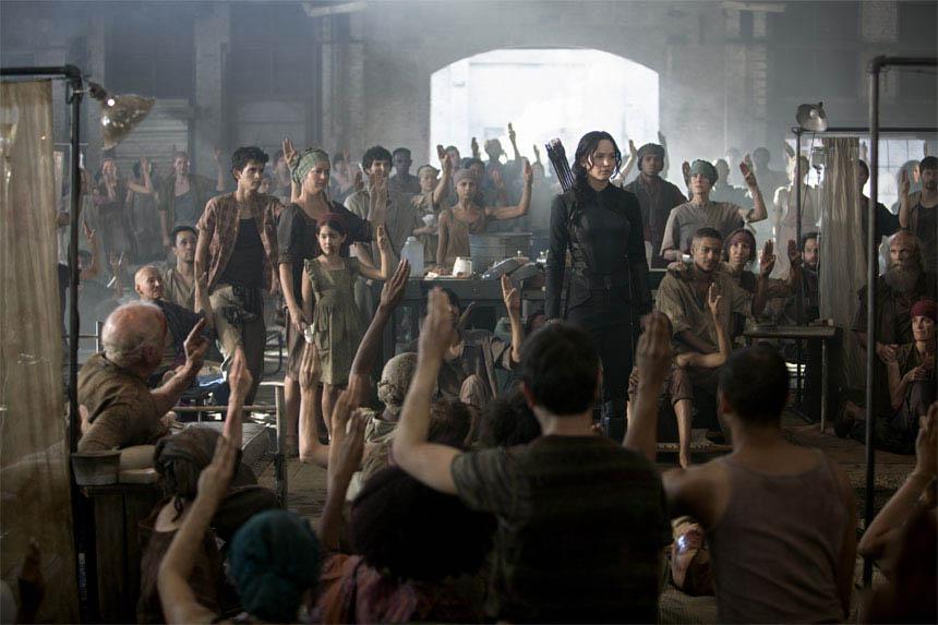 The Hunger Games: Mockingjay - Part 1 Photo 7 - Large
