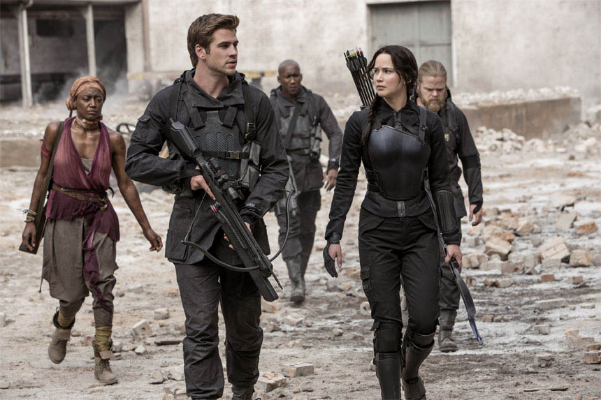 The Hunger Games: Mockingjay - Part 1 Photo 9 - Large