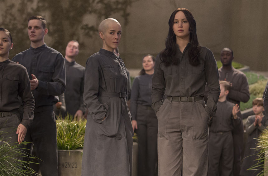 The Hunger Games: Mockingjay - Part 2 Photo 2 - Large