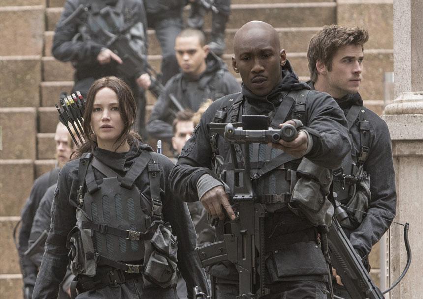 The Hunger Games: Mockingjay - Part 2 Photo 19 - Large