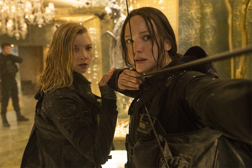 The Hunger Games: Mockingjay - Part 2 Photo 11 - Large