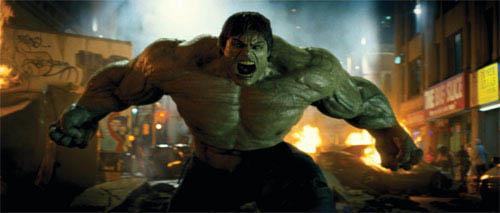 The Incredible Hulk Photo 13 - Large