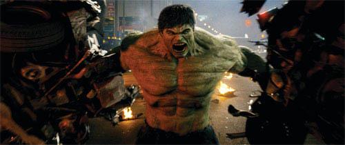 The Incredible Hulk Photo 3 - Large