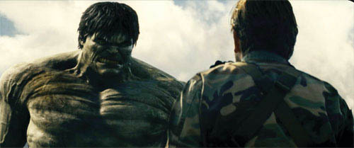 The Incredible Hulk Photo 1 - Large