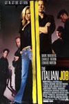 The Italian Job Movie Poster