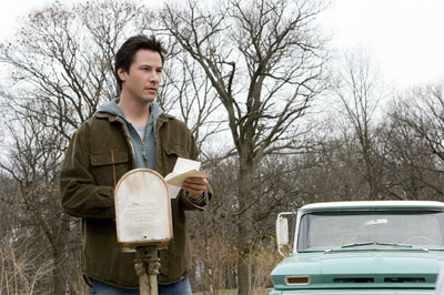 """KEANU REEVES stars as Alex Wyler in Warner Bros. Pictures' and Village Roadshow Pictures' romantic drama """"The Lake House,"""" also starring Sandra Bullock. - Large"""