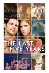 The Last Five Years trailer
