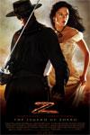 The Legend of Zorro Movie Poster