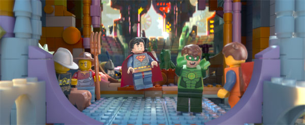 The Lego Movie Photo 3 - Large