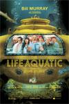 The Life Aquatic With Steve Zissou Movie Poster