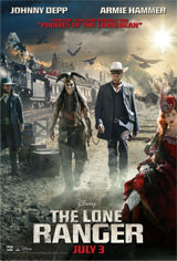 The Lone Ranger movie info