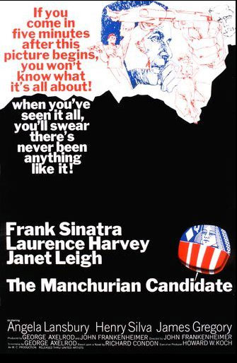 The Manchurian Candidate (1962) Photo 1 - Large