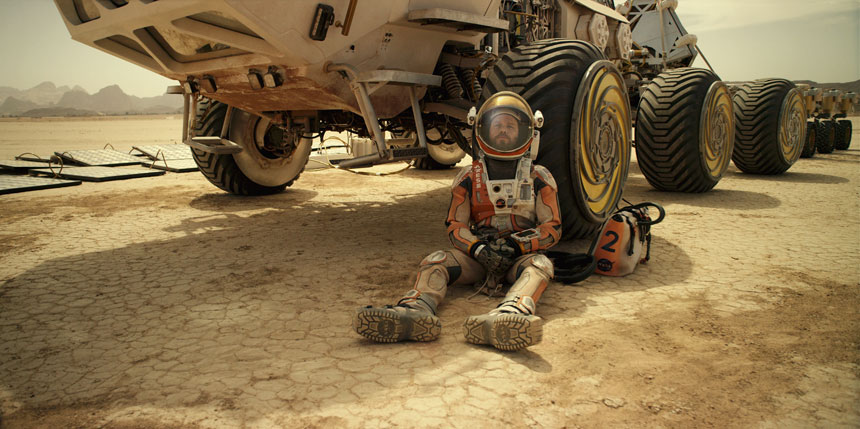 The Martian Photo 1 - Large