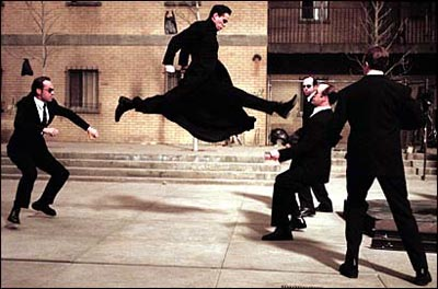 The Matrix Reloaded Photo 33 - Large
