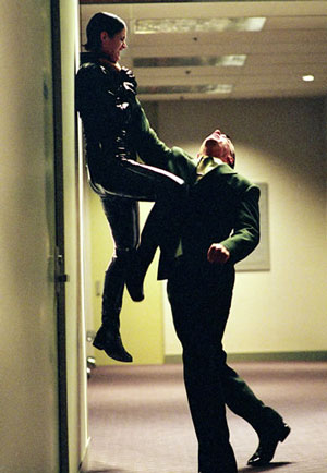 The Matrix Reloaded Photo 44 - Large