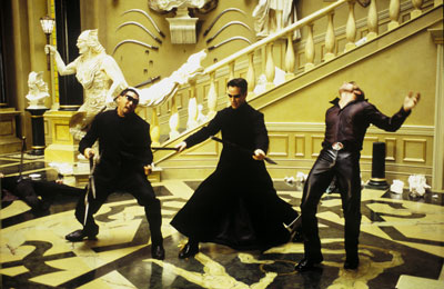 The Matrix Reloaded Photo 27 - Large