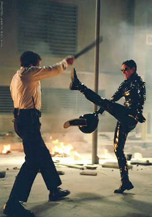 The Matrix Reloaded Photo 43 - Large