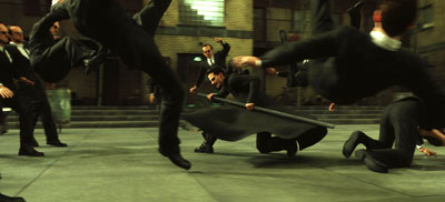 The Matrix Reloaded Photo 9 - Large