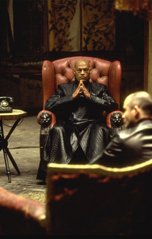 The Matrix Reloaded Photo 58 - Large