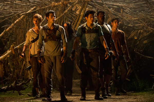 The Maze Runner Photo 6 - Large