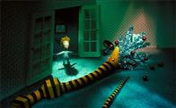 Tim Burton's The Nightmare Before Christmas 3-D Photo 8