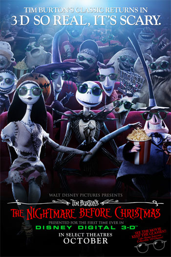 Tim Burton's The Nightmare Before Christmas 3-D Photo 13 - Large