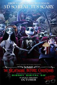 Tim Burton's The Nightmare Before Christmas 3-D Photo 13