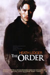 The Order Movie Poster
