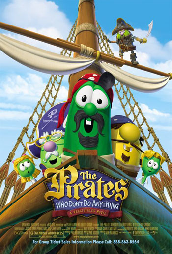 The Pirates Who Don't Do Anything: A VeggieTales Movie Photo 17 - Large