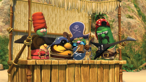 The Pirates Who Don't Do Anything: A VeggieTales Movie Photo 5 - Large