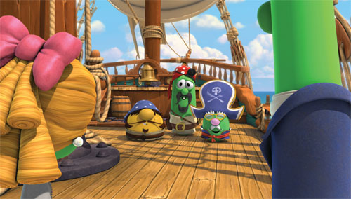 The Pirates Who Don't Do Anything: A VeggieTales Movie Photo 16 - Large