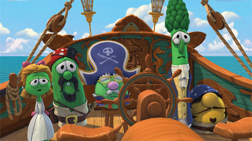 The Pirates Who Don't Do Anything: A VeggieTales Movie Photo 13 - Large