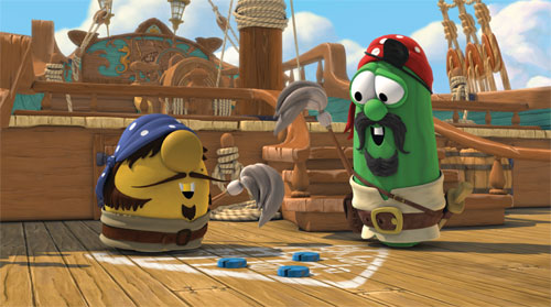 The Pirates Who Don't Do Anything: A VeggieTales Movie Photo 2 - Large