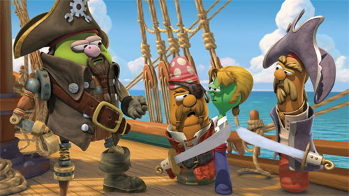 The Pirates Who Don't Do Anything: A VeggieTales Movie Photo 15 - Large