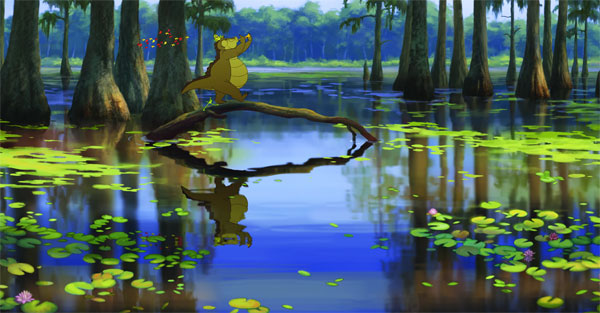 The Princess and the Frog Photo 2 - Large