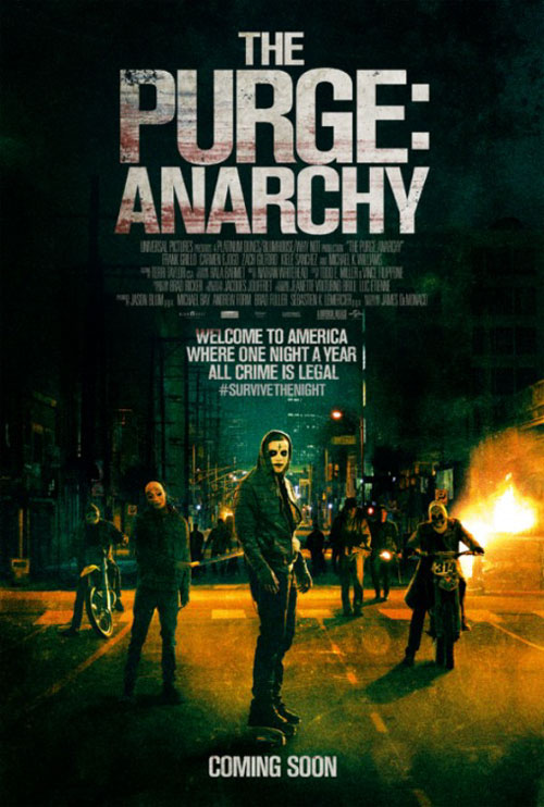 The Purge: Anarchy Photo 29 - Large